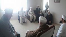 İsmailağa Cemaatinden Ziyaret