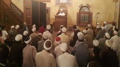 Mahmud Efendi Camiinde Kadir Gecesi programı