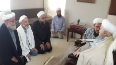 Mahmud Şevket Hocaefendi`den ziyaret...