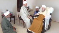 Mustafa Efendi Efendi Hazretlerimizi ziyaret ettiler...