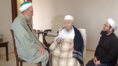 Şeyh Mehmed Efendiden ziyaret