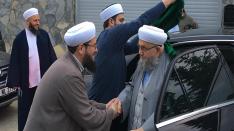 Türkiye genelinden gelen kıymetli hocaefendiler iftar davetinde buluştu