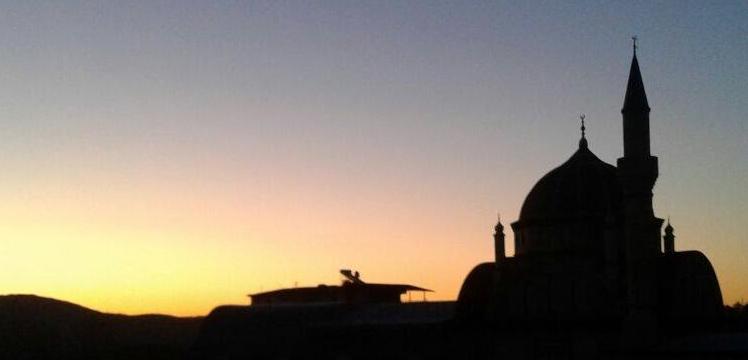 Mahmut Efendi Camii Şerifi`nde sona yaklaşıldı.